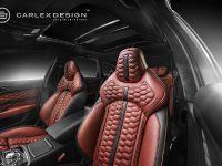Carlex Design Audi A6 Honeycomb Interior, 4 of 10