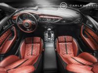 Carlex Design Audi A6 Honeycomb Interior, 6 of 10