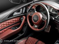 Carlex Design Audi A6 Honeycomb Interior, 7 of 10