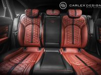 Carlex Design Audi A6 Honeycomb Interior, 8 of 10