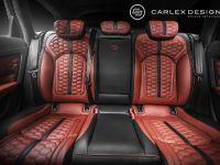 Carlex Design Audi A6 Honeycomb Interior, 8 of 10