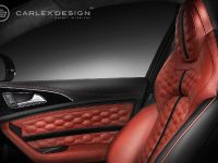 Carlex Design Audi A6 Honeycomb Interior, 9 of 10