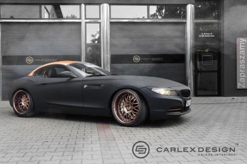 Carlex дизайн модели Z4 E89 - потрясающие!