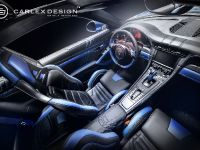 Carlex Design Porsche 911 Blue Electric , 1 of 11