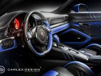 Carlex Design Porsche 911 Blue Electric , 4 of 11