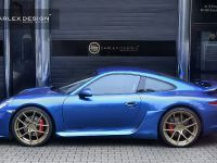 Carlex Design Porsche 911 Blue Electric , 9 of 11
