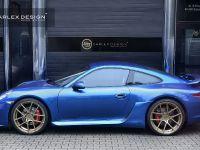 Carlex Design Porsche 911 Blue Electric , 9 of 11
