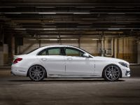 Carlsson 2014 Mercedes-Benz C-Class, 5 of 10