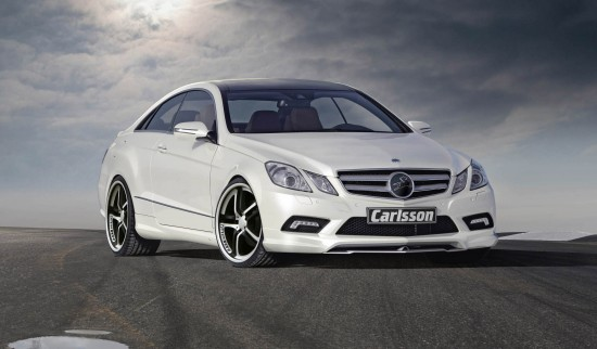Carlsson Mercedes-Benz E500 Coupe CK50