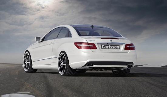 Carlsson Mercedes-Benz E500 Coupe CK50