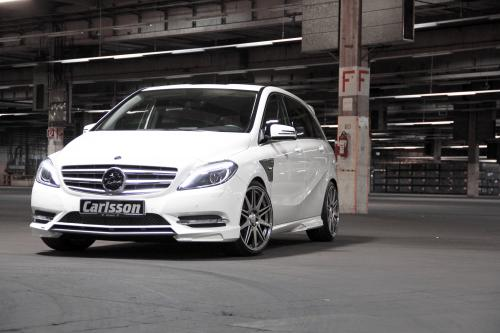 Carlsson Personalises Mercedes-Benz B-Класс