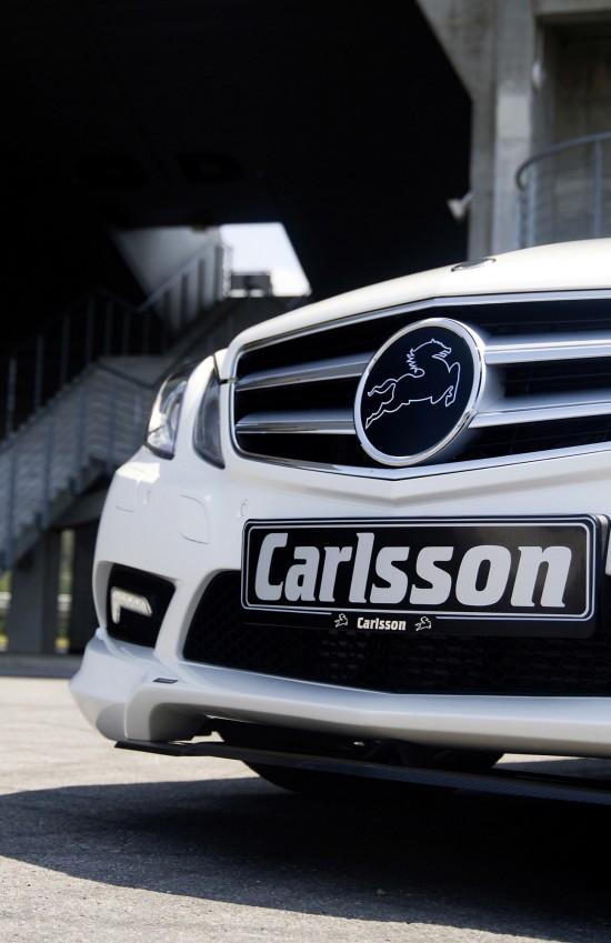 Carlsson Mercedes-Benz E 350 CDI Cabriolet