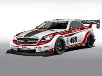 Carlsson Mercedes-Benz SLK Race Car, 1 of 5
