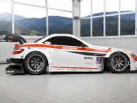 Carlsson Mercedes-Benz SLK Race Car, 4 of 5