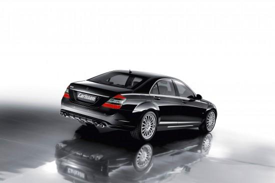 Carlsson Mercedes-benz S500 W221
