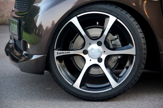Carlsson Smart Fortwo Coupe