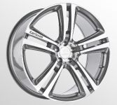 Carlsson Wheels Smart ForTwo Mercedes ML and GL, 3 of 6