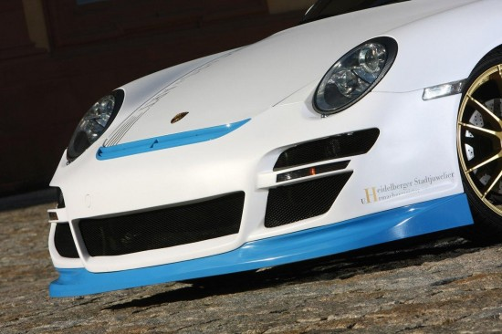 Cars & Art Porsche 911 Carrera 4S