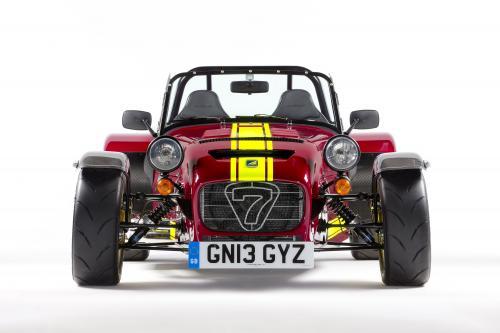 Caterham Seven 620R, особенность двигателя производства Suzuki