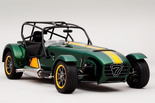 Caterham Seven Team Lotus Special Edition