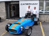Caterham Superlight R500, 2 of 2