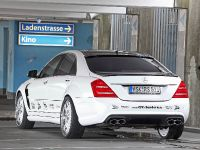 CFC Mercedes-Benz S65 AMG, 7 of 19