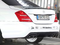 CFC Mercedes-Benz S65 AMG, 9 of 19