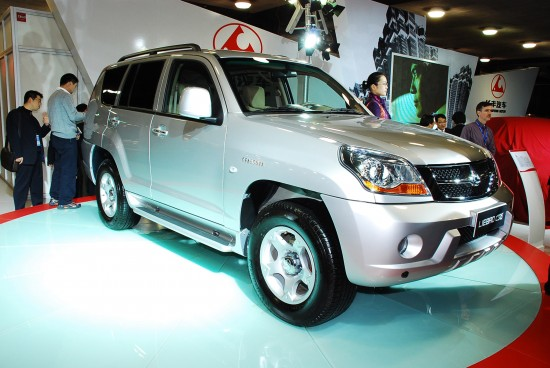 Changfeng Liebao CS6 Detroit