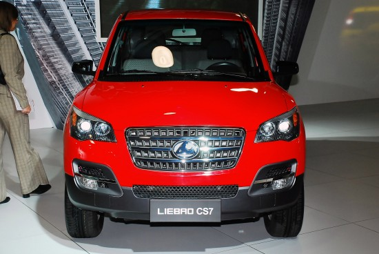 Changfeng Liebao CS7 Detroit