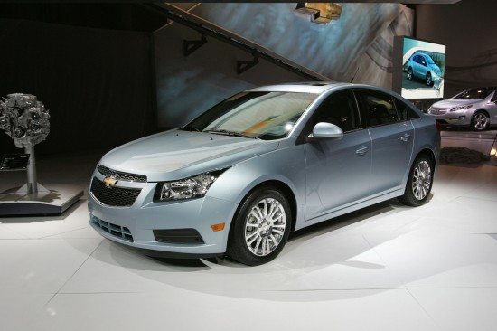 Chevrolet at New York