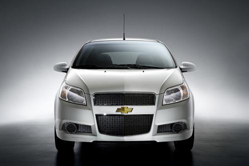 Chevrolet Объявляет Цену На 2009 Год Aveo И Aveo5