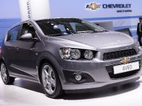 thumbnail image of Chevrolet Aveo Frankfurt 2011