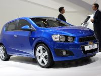 Chevrolet Aveo Paris 2010