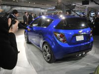 thumbnail image of Chevrolet Aveo RS show car Detroit 2010