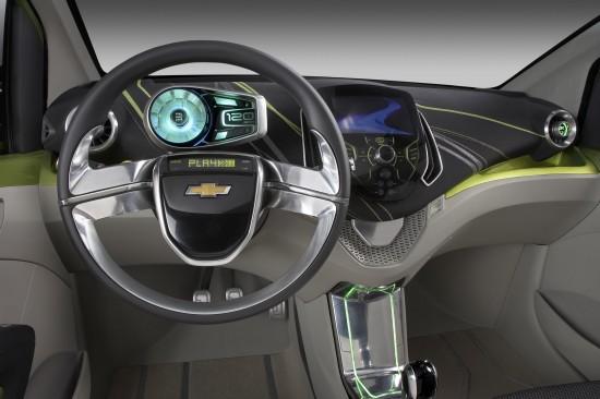 Chevrolet Beat Concept