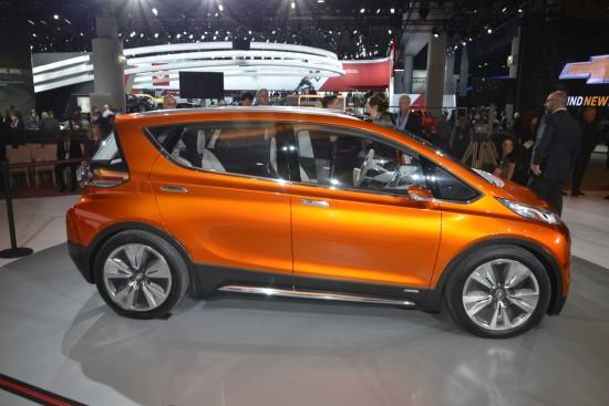 Chevrolet Bolt Detroit