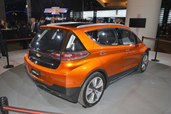 Chevrolet Bolt Detroit