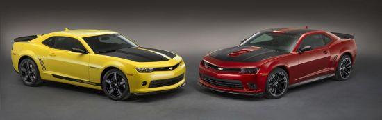 Chevrolet Camaro Concepts  SEMA