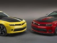 Chevrolet Camaro V6 and V8 Performance Concept