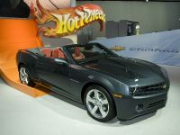 Chevrolet Camaro Convertible Detroit 2011