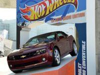 Chevrolet Camaro Convertible Hot Wheels Los Angeles 2010