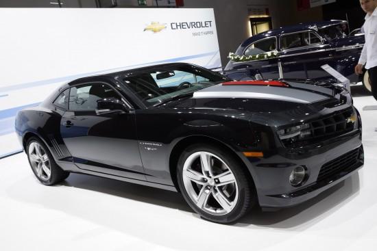 Chevrolet Camaro Frankfurt