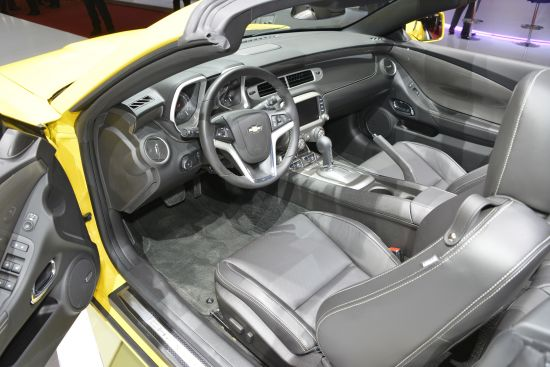 Chevrolet Camaro Geneva