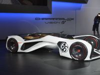 thumbnail image of Chevrolet Chaparral 2X Vision Gran Tursimo Concept Los Angeles 2014