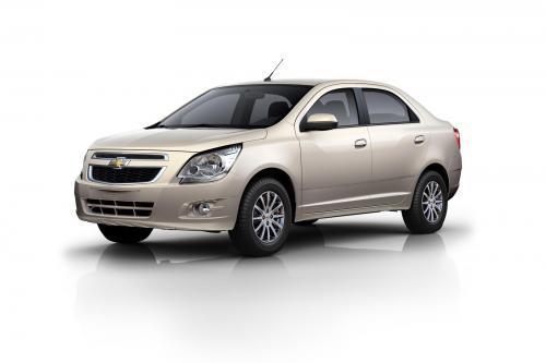 Chevrolet Cobalt concept [фото]