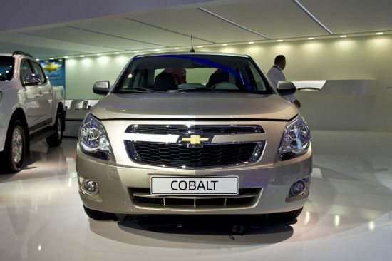 Chevrolet Cobalt Moscow
