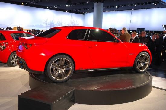 Chevrolet Code 130R concept Detroit