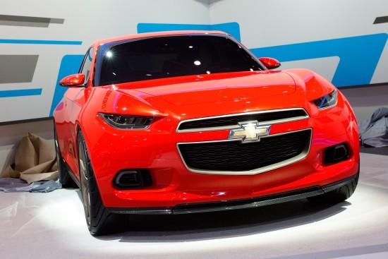 Chevrolet Code 130R Geneva