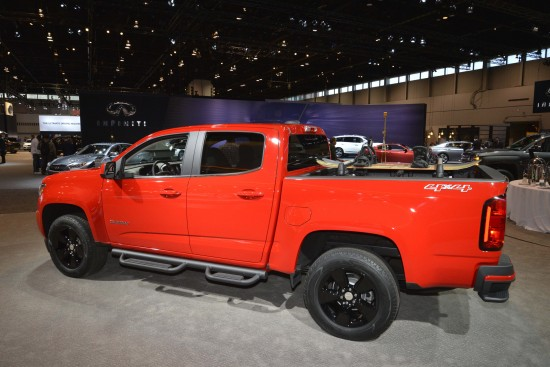 Chevrolet Colorado Chicago