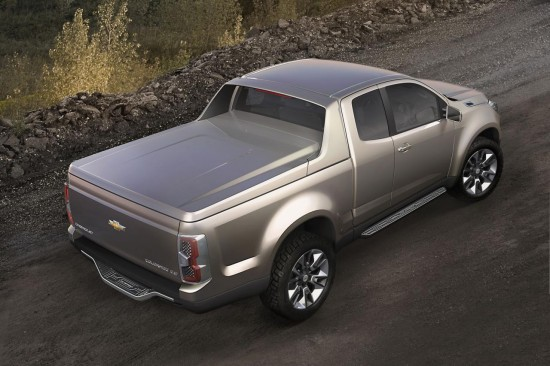 Chevrolet Colorado Concept